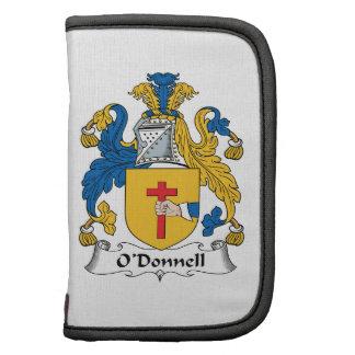 Escudo de la familia de O'Donnell Planificadores