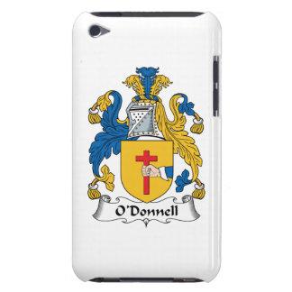 Escudo de la familia de O'Donnell iPod Case-Mate Fundas