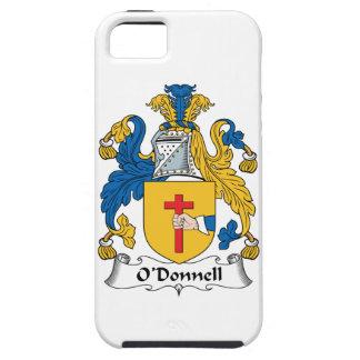 Escudo de la familia de O'Donnell iPhone 5 Case-Mate Protector