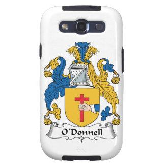 Escudo de la familia de O'Donnell Galaxy S3 Protector