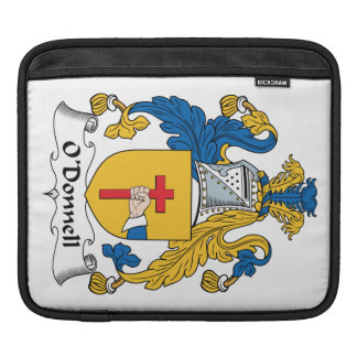 Escudo de la familia de O'Donnell Fundas Para iPads