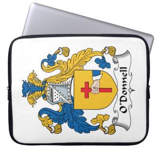 Escudo de la familia de O'Donnell Funda Portátil