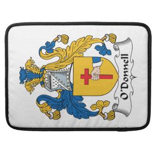 Escudo de la familia de O'Donnell Fundas Macbook Pro