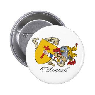 Escudo de la familia de O'Donnell Pins