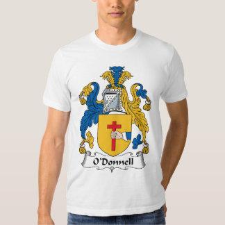Escudo de la familia de O'Donnell Playeras