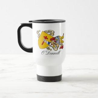 Escudo de la familia de O'Donnell Taza De Café