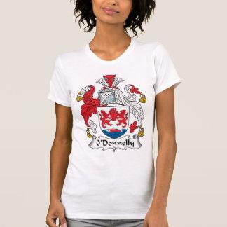 Escudo de la familia de O'Donnelly Camiseta