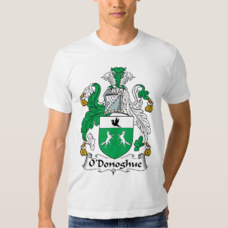 Escudo de la familia de O'Donoghue Remera
