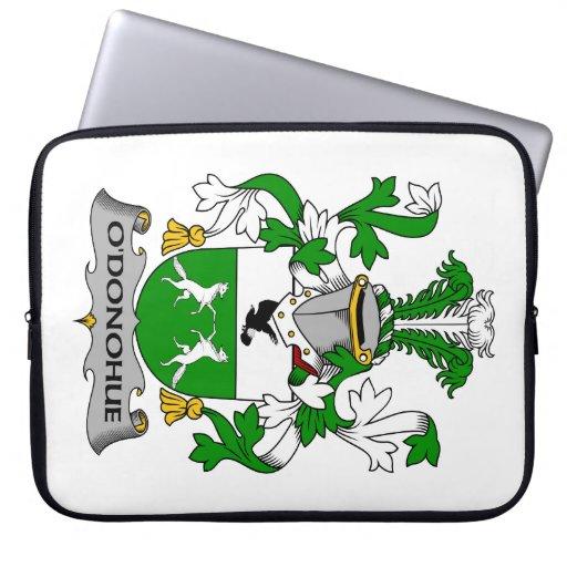 Escudo de la familia de O'Donohue Mangas Computadora