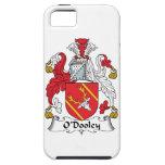 Escudo de la familia de O'Dooley iPhone 5 Case-Mate Cárcasa