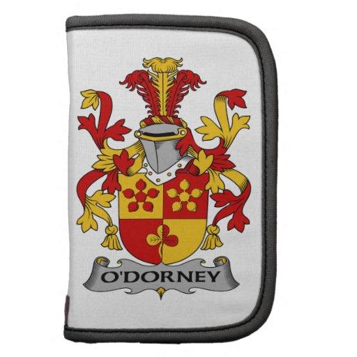 Escudo de la familia de O'Dorney Planificadores