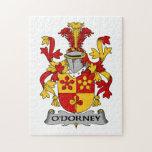 Escudo de la familia de O'Dorney Puzzle Con Fotos