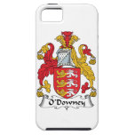 Escudo de la familia de O'Downey iPhone 5 Case-Mate Carcasa