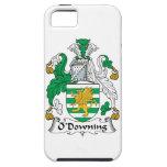Escudo de la familia de O'Downing iPhone 5 Case-Mate Protectores
