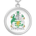 Escudo de la familia de O'Downing Grimpolas