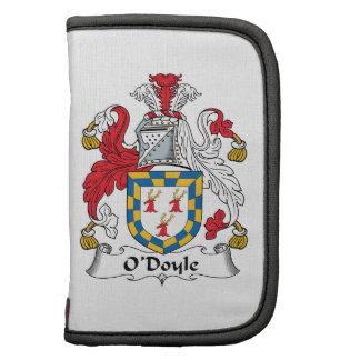 Escudo de la familia de O'Doyle Organizador