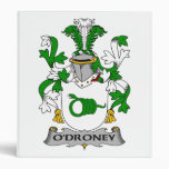 Escudo de la familia de O'Droney