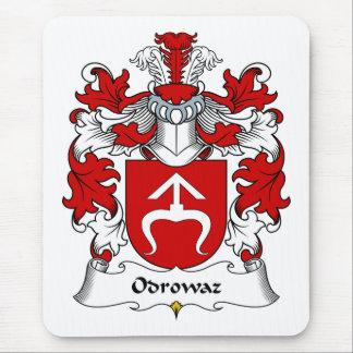 Escudo de la familia de Odrowaz Tapete De Raton