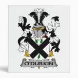 Escudo de la familia de O'Durkin