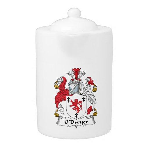 Escudo de la familia de O'Dwyer