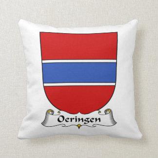 Escudo de la familia de Oeringen Cojin