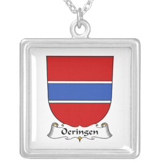 Escudo de la familia de Oeringen Joyería