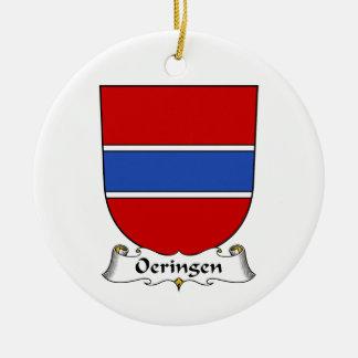 Escudo de la familia de Oeringen Ornamente De Reyes