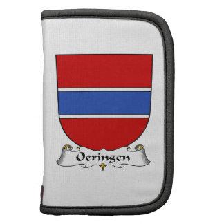 Escudo de la familia de Oeringen Organizadores