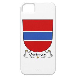 Escudo de la familia de Oeringen iPhone 5 Fundas