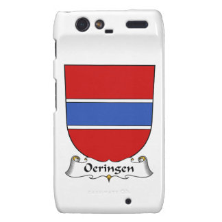 Escudo de la familia de Oeringen Motorola Droid RAZR Funda