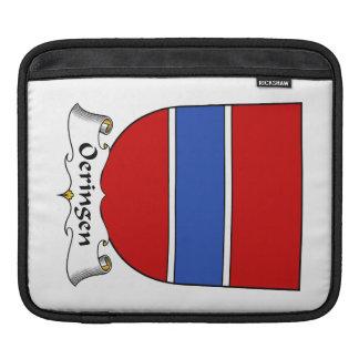 Escudo de la familia de Oeringen Funda Para iPads