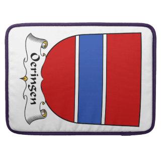 Escudo de la familia de Oeringen Funda Macbook Pro