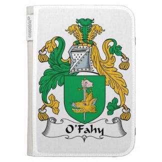 Escudo de la familia de O'Fahy