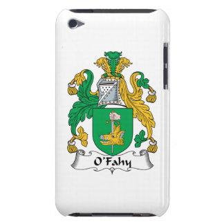 Escudo de la familia de O'Fahy Barely There iPod Coberturas