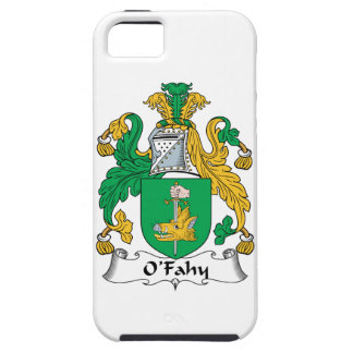 Escudo de la familia de O'Fahy iPhone 5 Case-Mate Cobertura