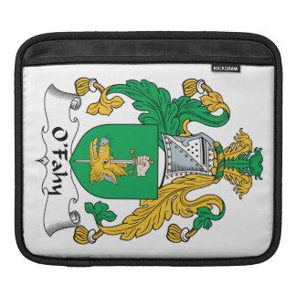 Escudo de la familia de O'Fahy Funda Para iPads