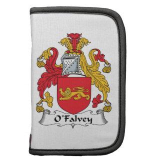 Escudo de la familia de O'Falvey Planificadores