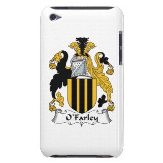 Escudo de la familia de O'Farley iPod Touch Case-Mate Cárcasa