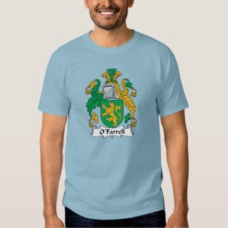 Escudo de la familia de O'Farrell Camisas