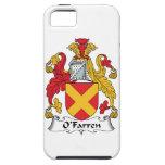 Escudo de la familia de O'Farren iPhone 5 Protectores