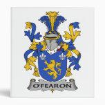 Escudo de la familia de O'Fearon