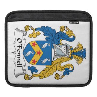 Escudo de la familia de O'Fennell Fundas Para iPads