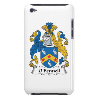 Escudo de la familia de O'Fennell iPod Touch Cárcasas