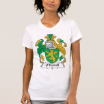 Escudo de la familia de O'Ferrell Camiseta