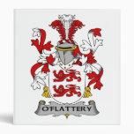 Escudo de la familia de O'Flattery