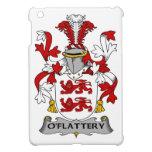 Escudo de la familia de O'Flattery iPad Mini Funda