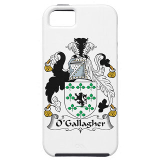 Escudo de la familia de O'Gallagher iPhone 5 Funda