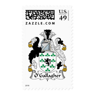 Escudo de la familia de O'Gallagher Envio