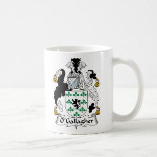 Escudo de la familia de O'Gallagher Tazas