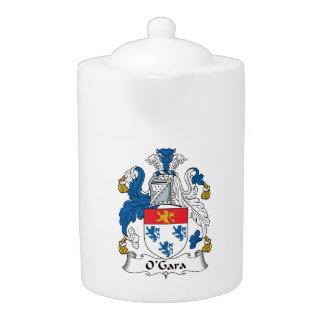 Escudo de la familia de O'Gara